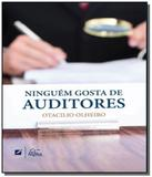 Ninguem gosta de auditores - Letramento