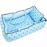 Ninho Redutor Alça Bebê Príncipe Azul Bebê 2 Peças - I9 baby