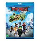 Ninjago - O Filme - Blu-Ray - Lego