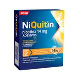 Niquitin 14mg Com 7 Adesivos - Gsk