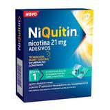 Niquitin 21mg7 ades transparente - Gsk