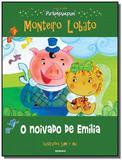 Noivado de emilia - Globo