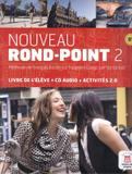 Nouveau rond-point 2 (b1) - livre + cd - Difusion  maison de france (macmillan)