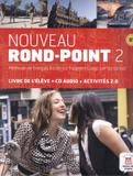 Nouveau rond-point 2 (b1) - livre + cd - Difusion  maison de france
