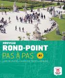Nouveau rond-point pas a pas a1 eleve+cahier+ cd - Difusion  maison de france