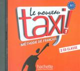 Nouveau taxi! 1 (a1) - cd classe importado - Hachette franca