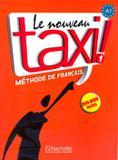 Nouveau taxi! 1 (a1) - livre de leleve + dvd-rom - Hachette franca