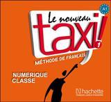 Nouveau taxi! 1 (a1) - manuel numerique interactif pour lenseignant - Hachette franca