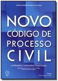 Novo codigo de processo civil alteracoes e inovaco - Boreal