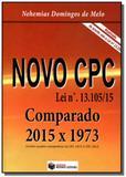 Novo cpc comparado: 2015 x 973 - de acordo com a l - Rumo legal