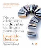 Novo Dicionario De Duvidas Da Lingua Portuguesa - Nova fronteira