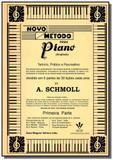 Novo metodo para piano - 1 parte - teorico pratic - Irmaos vitale