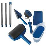 Novo Pintar Facil Kit Rolo de Pintura Cor Parede Casa Paint Sem Sujeira - Dc importação