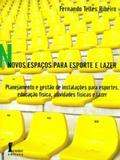 Novos Espaços Para Esporte e Lazer:Planejamento e Gestão de Instalações Esportivas,Atividades Fís. - Ícone