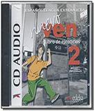 Nuevo ven 2 cd audio ejercicios (1) nacional - Edelsa