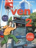 Nuevo ven 2 libro del profesor + cd clase - Edelsa (anaya)