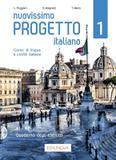 Nuovissimo progetto italiano 1 - corso di lingua e civilta italiana - quaderno degli esercizi  + 1 cd audio - Edilingua