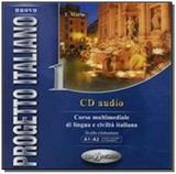 Nuovo progetto italiano 1 - cd audio - Edilingua