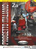 Nuovo progetto italiano 2a  - libro dello studente  quaderno degli esercizi + cd rom + cd audio - nuova edizione - Edilingua