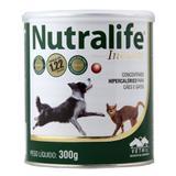 Nutralife Intensiv 300g  Suplemento hipercalórico Cães e Gatos - Vetnil - Descrição marketplace