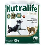 Nutralife Intensiv Vetnil Vitamina Para Cães E Gatos 300g
