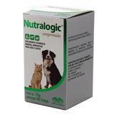 Nutralogic 60 comp. Vetnil Suplemento Imunidade Cães e Gatos