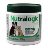 Nutralogic Pet 100g  Suplemento Imunidade Cães e Gatos - Vetnil