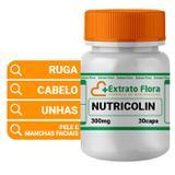 Nutricolin 300mg 30 Cápsulas (com selo de autenticidade) - Extrato flora