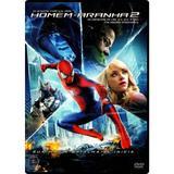 O Espetacular Homem-Aranha 2 - A Ameaça de Electro (DVD) - Sony pictures