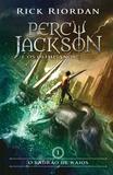 O ladrão de raios - capa nova - (Série Percy Jackson e os olimpianos)