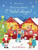 O Natal chegou! : Primeiros adesivos