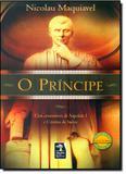 O príncipe: Com comentários de Napoleão I e Cristina da Suécia - Jardim dos livros - geracao