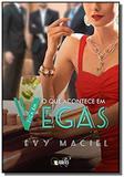 O que acontece em Vegas fica em Vegas