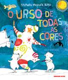 O Urso de Todas as Cores - Brinque-book