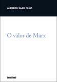 O Valor de Marx - Unicamp