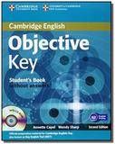 Objective key sb without answers with cd-rom - 2nd - Cambridge