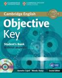 Objective key sb without answers with cd-rom - 2nd ed - Cambridge university