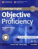 Objective proficiency sb with answers - 2nd ed - Cambridge university