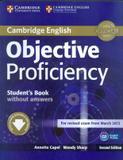 Objective proficiency sb without answers - 2nd ed - Cambridge university