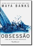 Obsessão - Coleção Breathless - Vol.1 - Leya - casa da palavra
