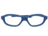 Óculos De Grau Silicone Miraflex Masculino 10 a 15 Anos Nick Tam.48 - Miraflex original