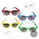 Óculos Para Festa Olhos Kit 8 Unidades - Mm