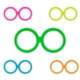 Óculos Zero Colorido Sem Lente 10 unidades - Festabox