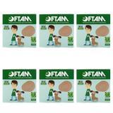 Oftan Protetor Ocular Adulto C/20 (Kit C/06)