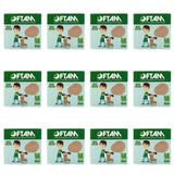 Oftan Protetor Ocular Adulto C/20 (Kit C/12)