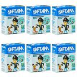 Oftan Protetor Ocular Divertido Masculino C/20 (Kit C/06)