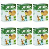 Oftan Protetor Ocular Infantil C/20 (Kit C/06)