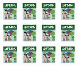 Oftan Protetor Ocular Infantil Colorido C/20 (Kit C/12)