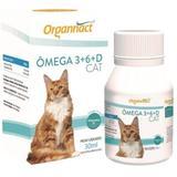 Ômega 3 + 6+ D Cat 30ml - Óleo de Peixe - Suplemento Mineral Vitamínico Gatos - Organnact