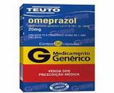 omeprazol 20mg c/56 cp - Teuto